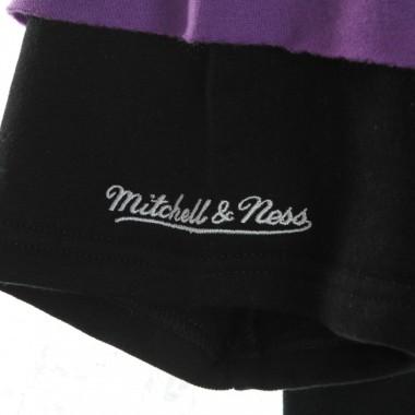 short-sleeved hooded sweatshirt man nba fleece hoodie hardwood classics torrap