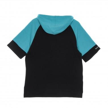 short-sleeved hooded sweatshirt man nba fleece hoodie hardwood classics vangri