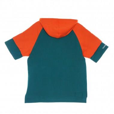 felpa cappuccio manica corta uomo nfl fleece hoodie miadol One Size