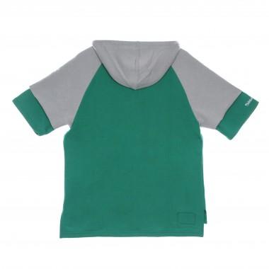 felpa cappuccio manica corta uomo nfl fleece hoodie phieag One Size