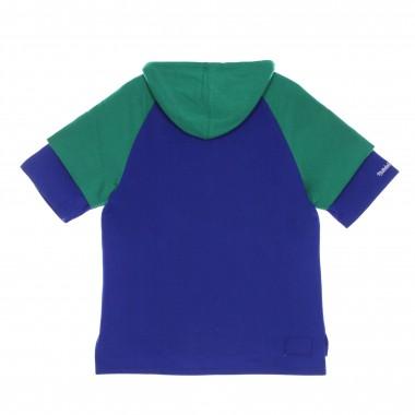 short-sleeved hooded sweatshirt man nfl fleece hoodie seasea