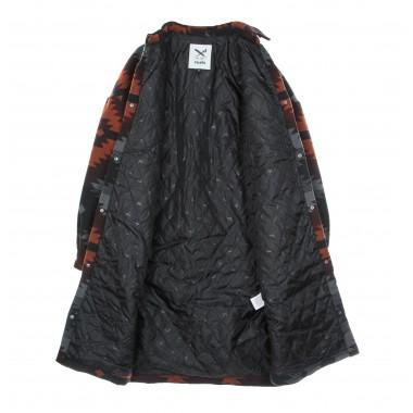 coach jacket lady team sherpa coat