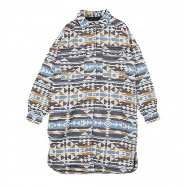 giacca coach jacket donna team sherpa coat L/XL