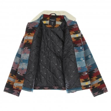 jackets lady team sherpa jacket