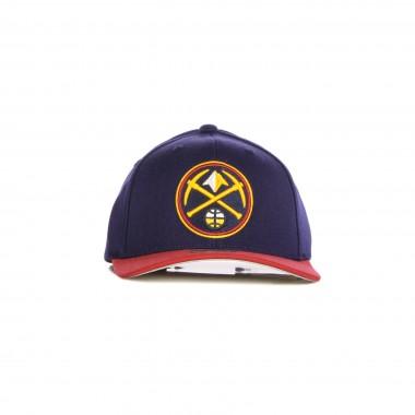 flat visor cap man nba wool 2 tone stretch snapback dennug