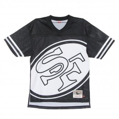 casacca uomo nfl big face 3.0 fashion jersey saf49e One Size