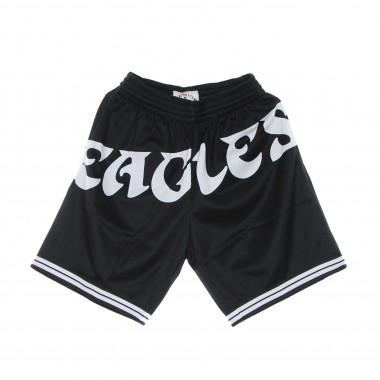 pantaloncino basket uomo nfl big face 3.0 fashion short phieag One Size