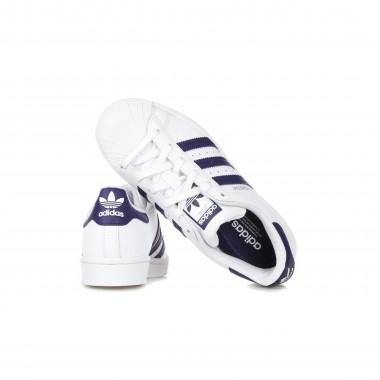 scarpa bassa bambino superstar j 41