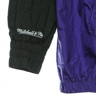 giacca a vento infilabile uomo nba highlight reel windbreaker hardwood classics sackin One Size