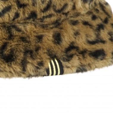 cappello da pescatore uomo sport faux fur printed bucket 43