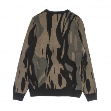 maglione uomo university script sweater One Size