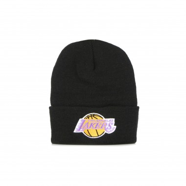 cappello uomo nba team logo cuff knit hardwood classics loslak One Size