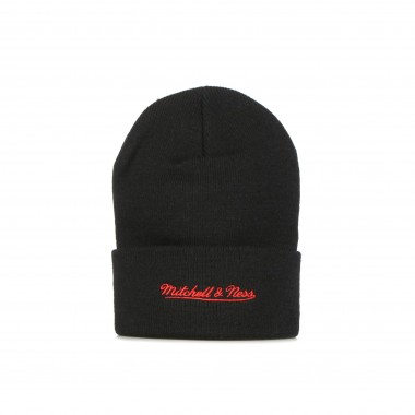 cappello uomo nba hwc team logo cuff knit hardwood classics miahea One Size