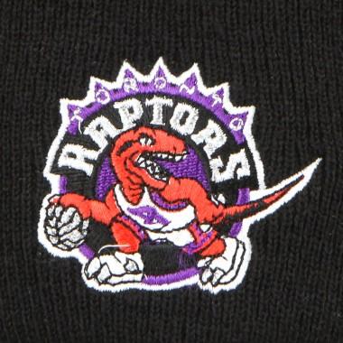 cappello uomo nba team logo cuff knit hardwood classics torrap One Size