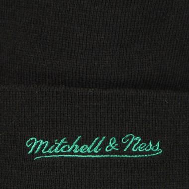 cappello uomo nba chenille logo cuff knit boscel One Size
