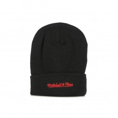 cappello uomo nba chenille logo cuff knit chibul One Size