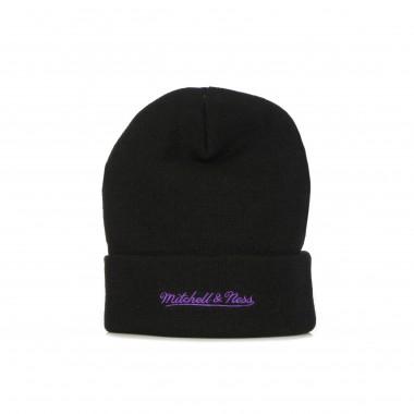 cappello uomo nba chenille logo cuff knit utajaz One Size