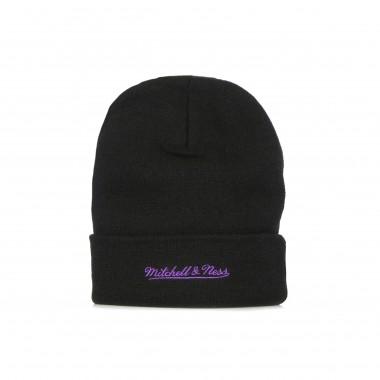 cappello uomo nba chenille logo cuff knit torrap One Size
