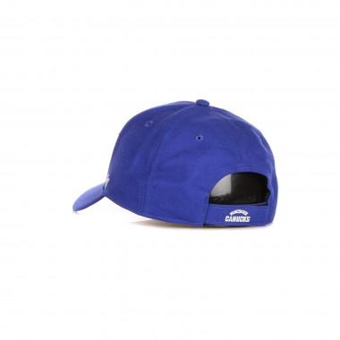 cappellino visiera curva uomo nhl mvp vancan S