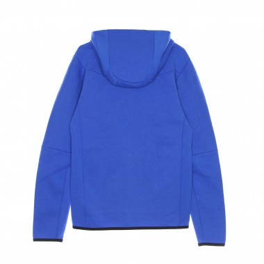 felpa leggera cappuccio zip uomo sportswear tech fleece hoodie S