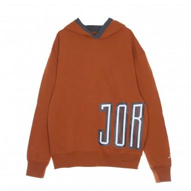 felpa leggera cappuccio uomo sport dna hybrid fleece pullover hoodie One Size