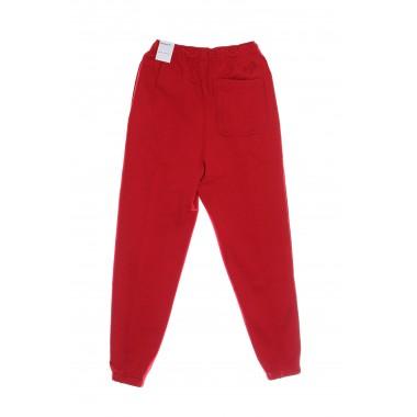 pantalone tuta felpato uomo essential fleece pant S