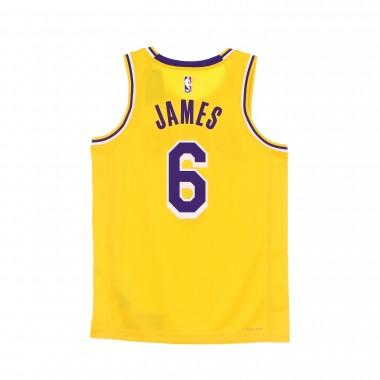 canotta basket uomo nba swingman jersey icon 20 no 6 lebron james loslak S
