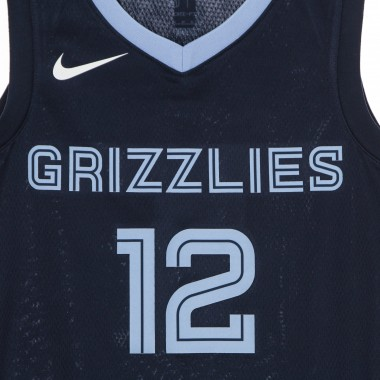 basketball jersey man nba swingman jersey icon 20 no 12 ja morant memgri