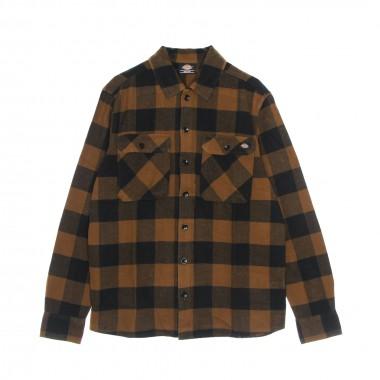 camicia manica lunga uomo new sacramento l/s shirt One Size