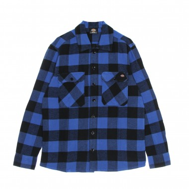 camicia manica lunga uomo new sacramento l/s shirt 41