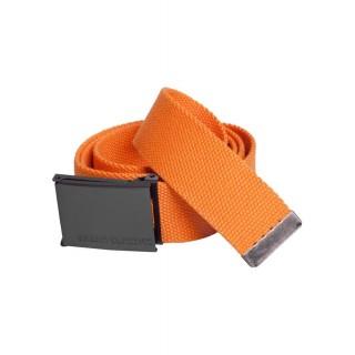CINTURA URBAN CLASSICS BELT CANVAS Orange
