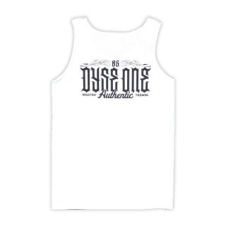 CANOTTA DYSEONE TANK TOP SOUL White/Royal/Black/Grey