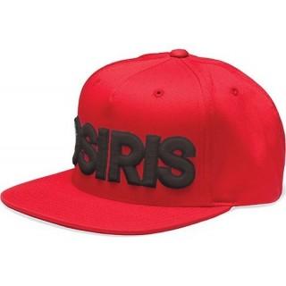 CAPPELLO SNAPBACK OSIRIS CAP SNAPBACK 83 Red/Black stg