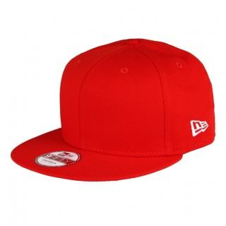 CAPPELLO SNAPBACK NEW ERA CAP SNAPBACK NEW ERA COTTON SNAP Red/White stg