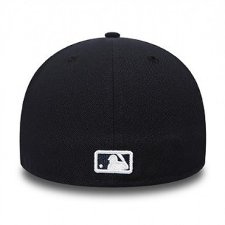 CAPPELLO FITTED NEW ERA CAP FITTED MLB DETROIT TIGERS TSF Navy/White stg