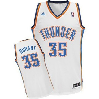 CANOTTA ADIDAS BASKETBALL JERSEY REPLICA NBA OKLAHOMA CITY THUNDER HOME NO35 KEVIN DURANT stg