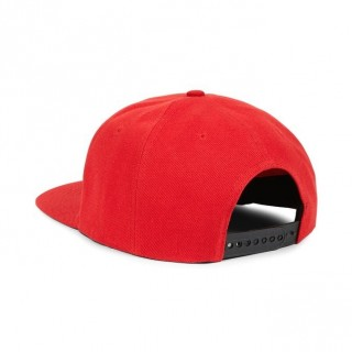 CAPPELLO SNAPBACK LOBSTER CAP SNAPBACK SOFT Red/White stg