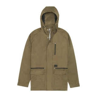 GIUBBOTTO REELL JACKET PARKA TOUR DarkSand