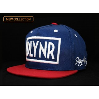 CAPPELLO SNAPBACK DOLLY NOIRE CAP SNAPBACK JACK Royal/Red/White