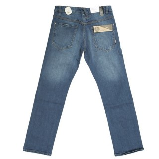 PANTALONE LUNGO REELL JEANS LOWFLY REGULAR FIT MidBlue