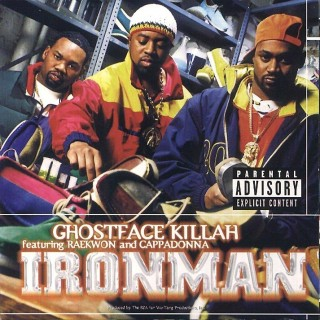 CD GHOSTFACE KILLAH - IRONMAN