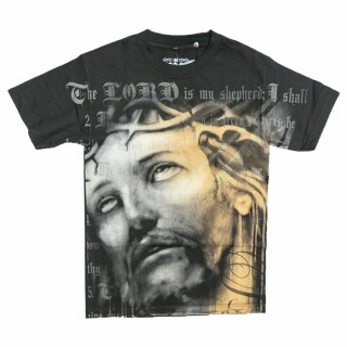 MAGLIETTA DYSEONE T-SHIRT MY LORD Black