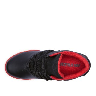 SCARPA ALTA SUPRA SHOES ESTABAN Black/Red stg
