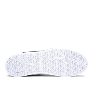 SCARPA BASSA SUPRA SHOES QUATTRO LOW Black/White