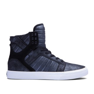 SCARPA ALTA SUPRA SHOES SKYTOP BlackMetallic/White stg