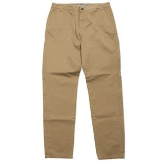 PANTALONE LUNGO LOBSTER PANT CHINO TAPERED FUNNEL Khaki