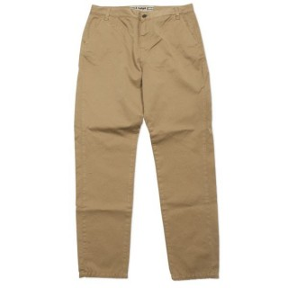 PANTALONE LUNGO LOBSTER PANT CHINO TAPERED FUNNEL Khaki stg