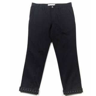 PANTALONE LUNGO CROOKS  CASTLES PANT CHINO ENFORCER True Navy