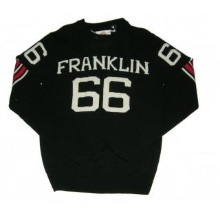 MAGLIONE FRANKLIN  MARSHALL MAGLIONE FRANKLIN 66 Black