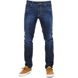 PANTALONE LUNGO REELL JEANS SPIDER REGULAR FIT Dark Wash